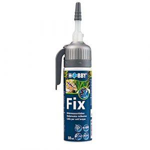 Hobby 11967Colle Fix sous l'eau, 80ML, Noir, Cartouche