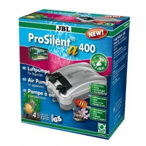 JBL ProSilent a400, Pompe à air pour aquariums d'eau douce ou d'eau de mer de 200 à 600 I