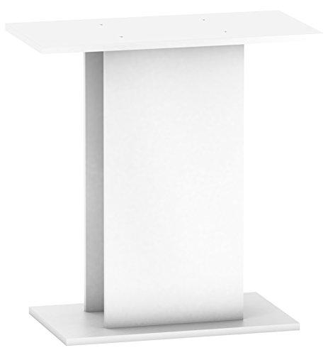 JUWEL Rekord 600/700 Meuble Colonne pour Aquariophilie Blanc 61 x 31 x 63 cm
