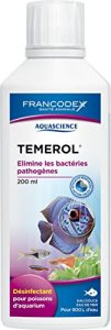 TEMEROL – (eau douce – eau de mer), 200 ml