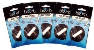 Biorb Lot de 5 diffuseurs Air Stone pour aquarium