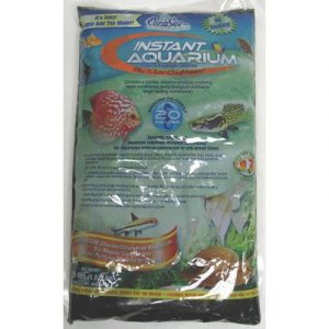 Carib Sea Instant Aquarium de Tahiti Lune Sable en Noir (18,1 Kilogram) [Lot de 2]