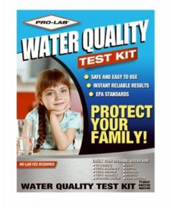 PROFESSIONAL LAB INC Professional Lab Wq105Professional Kit de Test de qualité de l'eau, 12