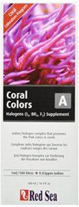 Mer Rouge Poisson Pharm are22043Reef Couleurs Iode/halogènes supplement-a pour Aquarium, 500ml