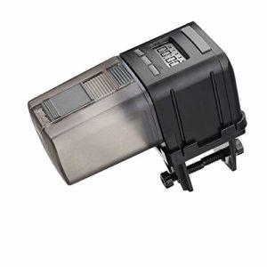 Distributeur Automatique de Nourriture pour Poissons,Automatique Multifonctionnel pour Aquarium,Automatique de Nourriture pour Poisson avec écran LCD pour Aquarium