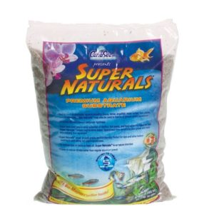 Carib Mer Acs05839 Super Natural Coucher de Soleil Doré Sable pour Aquarium, 2,3 Kilogram