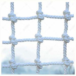 XXN Filet d'escalade,clôture de Filet de sécurité Filet de Protection de sécurité d'escalade extérieur pour Enfants Chargement Fixe, Filets de Pont Lourd de Camion Cargo décoration d'escalier