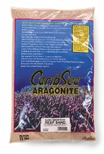 Carib Mer Acs00020 Aragonite Reef Sable pour Aquarium, 6,8 Kilogram