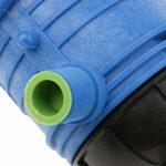 Fenteer Jeu de 2 Outils Dispositif Dosage Automatique Doseur Distributeur – Bleu