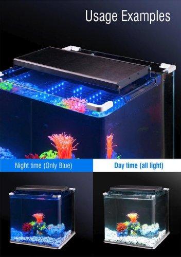 Gowe lumière LED Aquarium Plantes led-2000[Version]