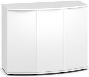 JUWEL Meuble pour aquarium VISION 180 LED, Blanc, 73x92x41