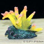 LNDDP Ornement d'aquarium de Corail pour Aquarium, décoration de Paysage d'aquarium, décorations d'aquarium