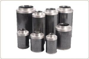 Rhino filtre à charbon 315mm x 1000mm 3250M3/H