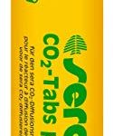 SERA Co2 Tabs Plus 20 Pastilles pour Aquariophilie
