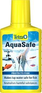 Tetra Aquasafe Produit d'entretien pour aquarium