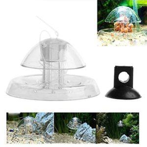UEETEK Plastique Appareil de nettoyage pour aquarium Pièges à escargots
