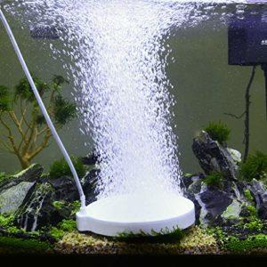 Upettools – Pierres à air pour Aquarium – Nano Silencieux – Diffuseur d'oxygène dissous – très élevé pour Aquarium, Bubble Stone T200-6.51 inch