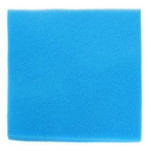 YRW ONDER Non Toxique Bleu Biopro Aquarium Filtre Filtre éponge Puisard Canister Laine Pad 45x45x2cm Bonne qualité