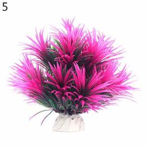 YUnnuopromi Plante submersible artificielle pour aquarium 5 #