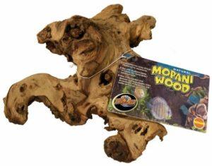 Zoo Med Africain Mopani Wood, Medium (Tailles Peuvent Varier)