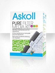 Askoll AC350013 Kit de Rechange filtres pour Pure M-L-XL