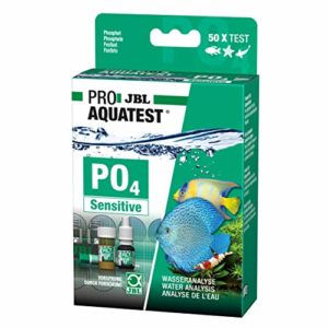 Jbl Jbl Proaquatest Po4 Phosphate Sensitiv Pour Aquariophilie