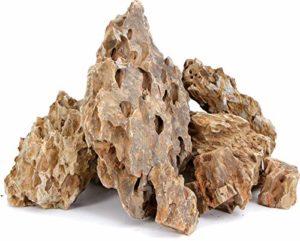 TM AquatiX Lot de pierres dragon pour aquarium