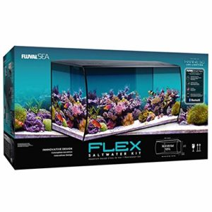 Fluval Flex Marine (eau salée) 123 l
