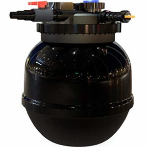 LIQIA Filtre à Poissons Seau à Filtre biochimique Équipement Nettoyage Automatique Lavage à Contre-Courant Eau Propre De l'eau Eau vive Pompe à Filtre (Size : 50000L/H)