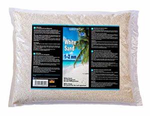 Grotech White Sand 1-2mm 25kg