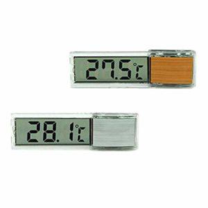 Thermomètre numérique LCD pour aquarium