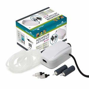 All Pond Solutions Pompe à air Tropicale pour Aquarium 180 l/h Débit