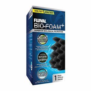 Fluval A236 Filtre pour Aquariophilie Bio Mousse
