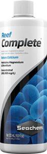Seachem Reef Complet Liquide ionique Calcium Source