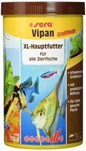 SERA Nourriture pour Aquariophilie Vipan Gros Flocons 1 L