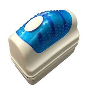 Generic Qy-uk4–16sep18–28* 1* * 5919* * Aquarium ng MAGN Brosse de nettoyage Floatin flottant magnétique Eaning Algues Grattoir Nettoyant pour aspirateur Réservoir en verre E Grattoir Cleaner