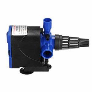 NKJWHB 3 en 1 interne de filtre d'aquarium de la tête de la pompe de poisson réservoir d'eau de circulation submersible purificateur filtre d'oxygène de la pompe 220-240V